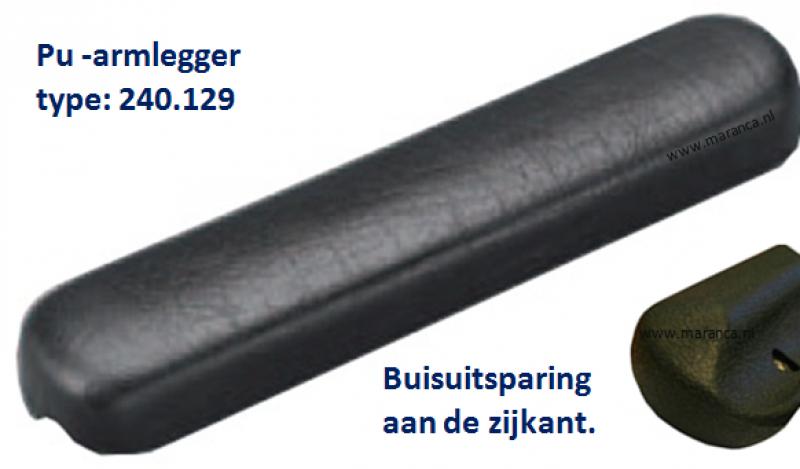 PU armlegger 240 UZ