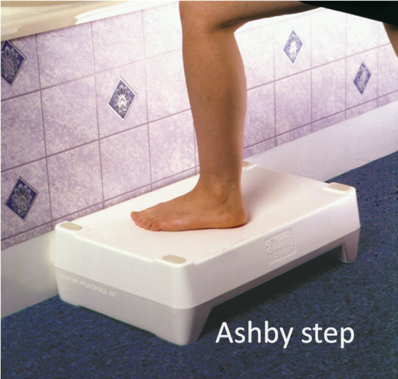 Ashby step