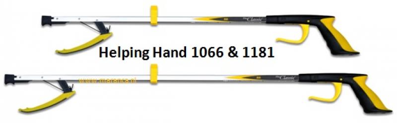 Helping Hand grijper met magneet