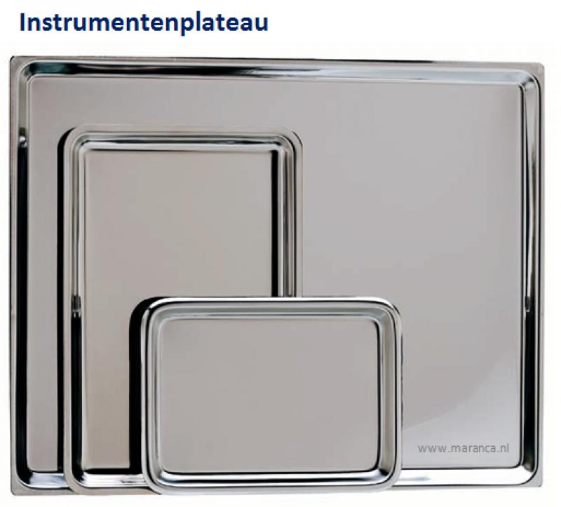 Instrumentenplateau RvS