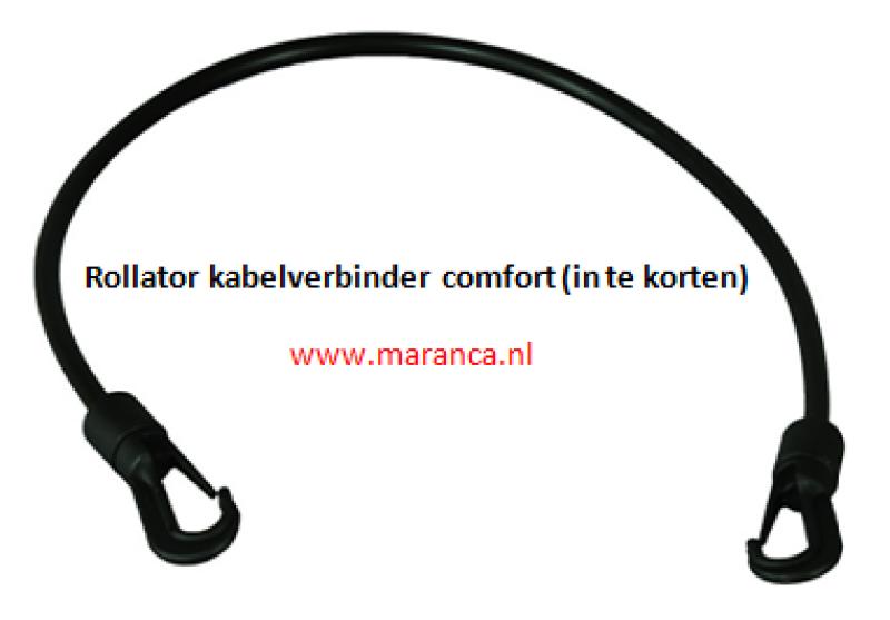 Rollator kabelverbinder comfort