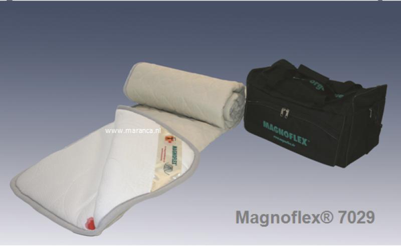 MAGNOFLEX® Reis -onderdeleken zilver met tas 7029