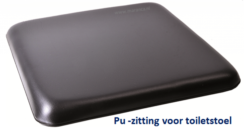 Toiletzitting Pu foam zonderuitsparing
