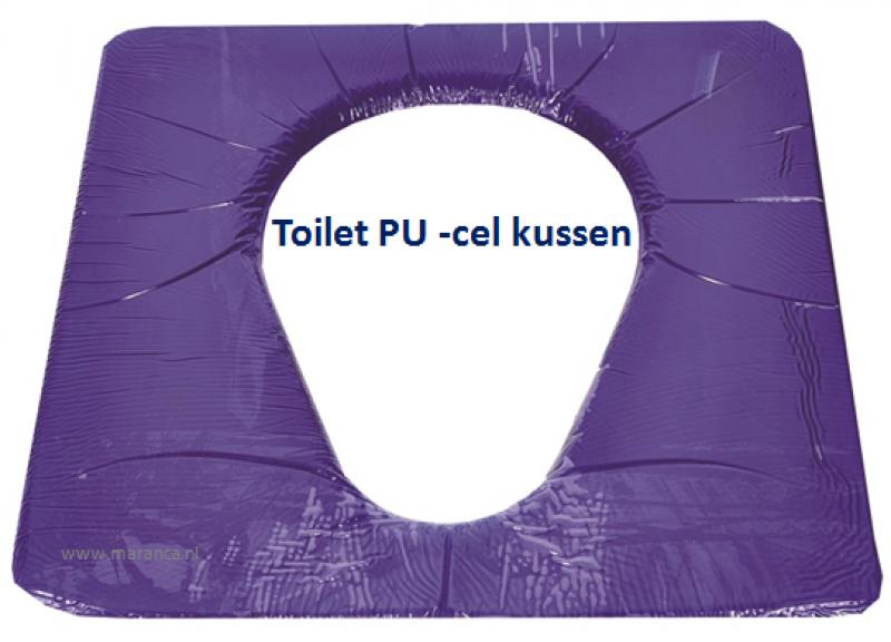 PU Gel - toiletzitting kussen