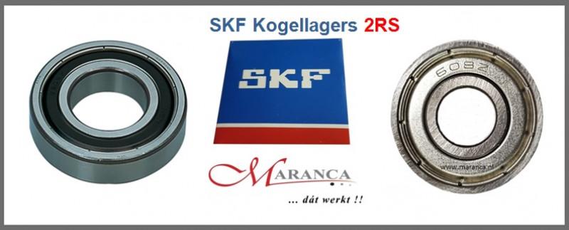 SKF kogellagers 2RS uitvoering