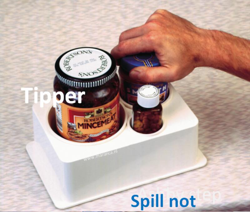 Spill not