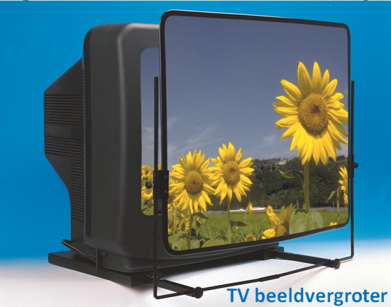 TV beeldvergroter
