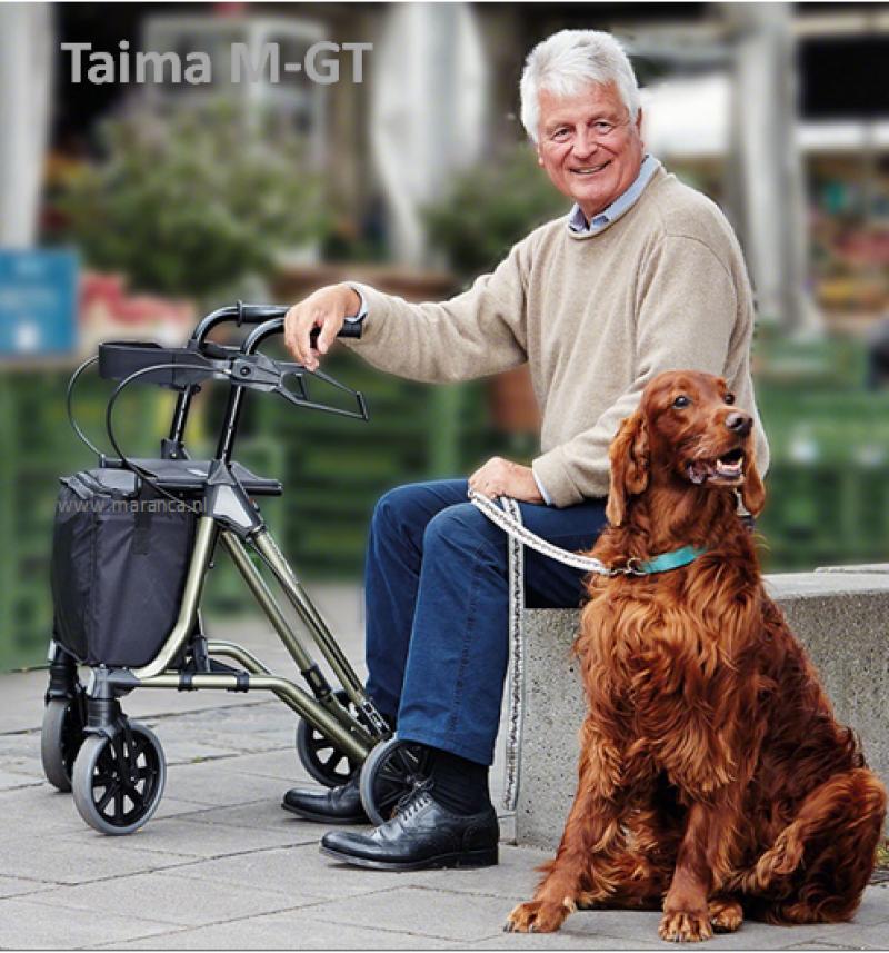 Rollator Taima M GT (5,5 kg)