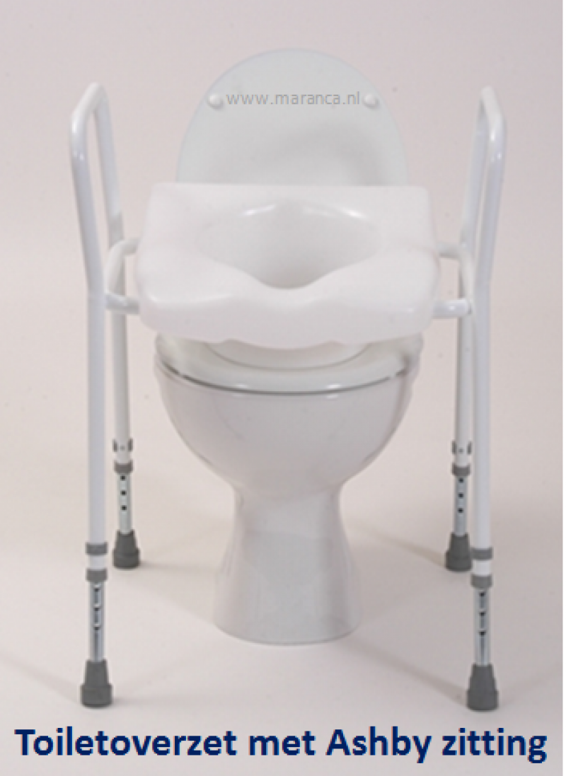 Toiletoverzet