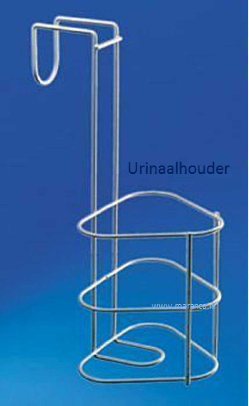 Urinaalhouder voor aan het bed