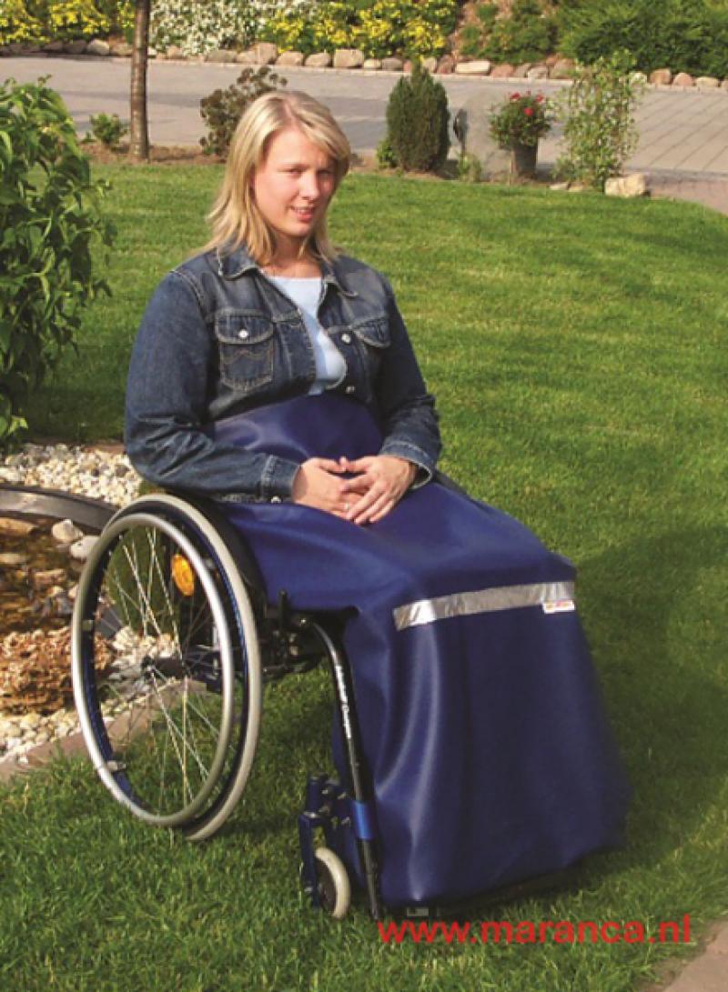 Beenzak voor een zitorthese (Beenzak type 6)