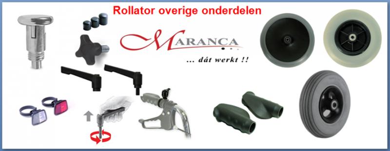 Rollator onderdelen